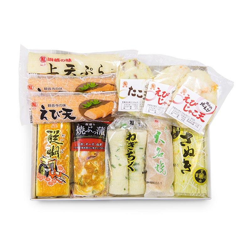 さぬき9種セット ¥2,500(税込)